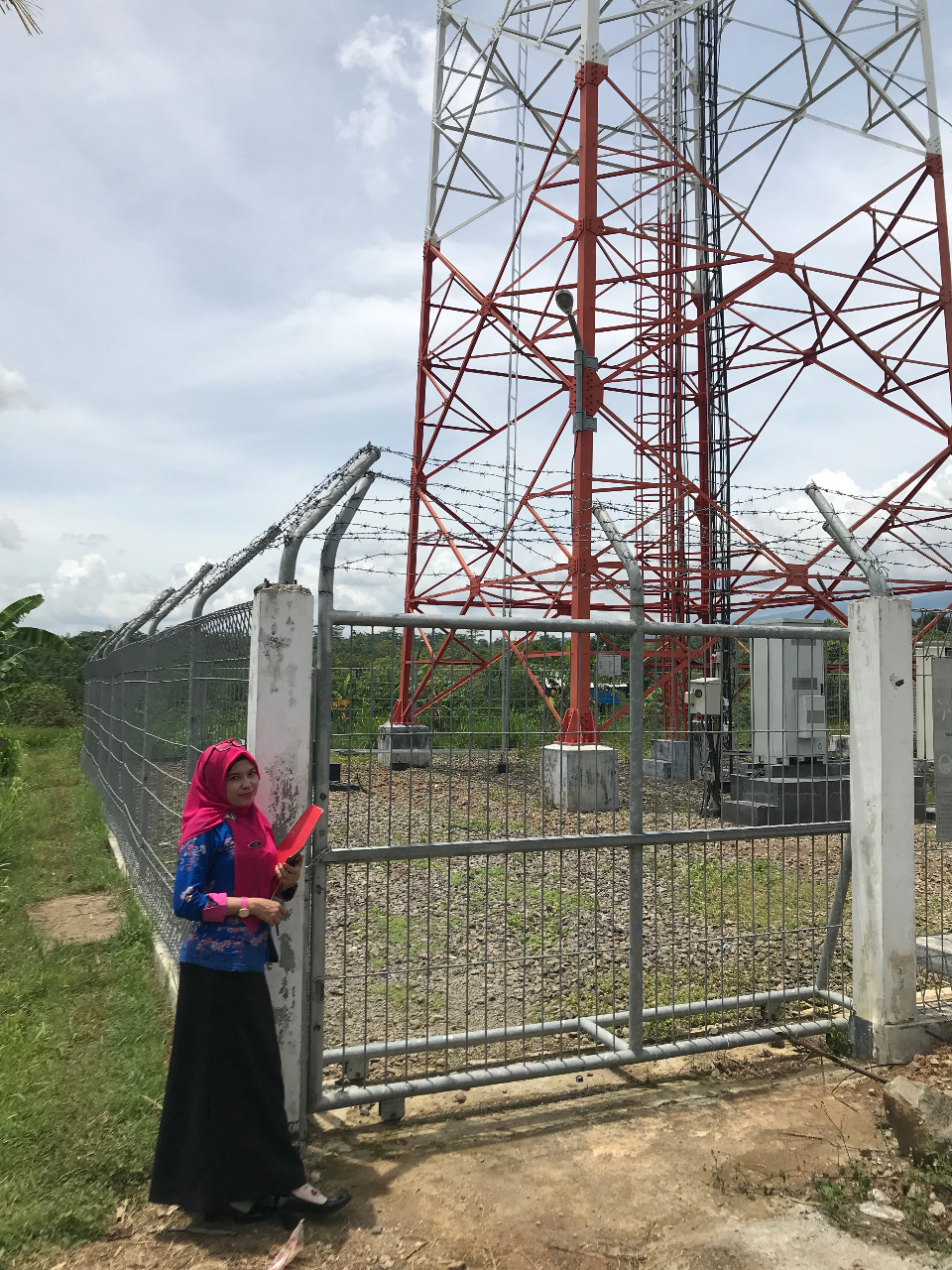 Monitoring dan Evaluasi Menara